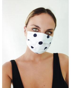 Set 3 mascherine da donna - Denim