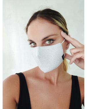 Set 3 mascherine da donna - Lurex