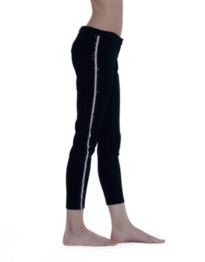 Legging banda laterale