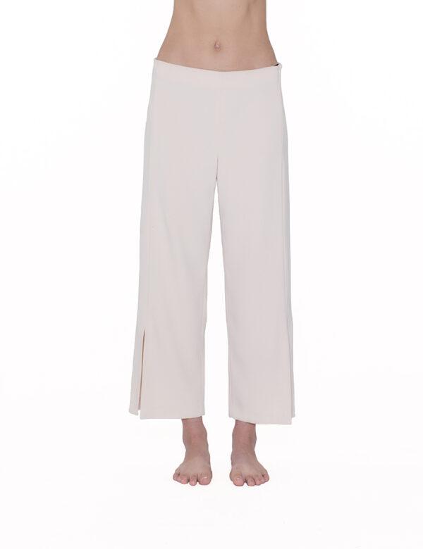 Slit trousers