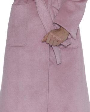 Cappotto cintura