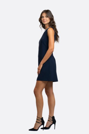 Strass Necklece Dress
