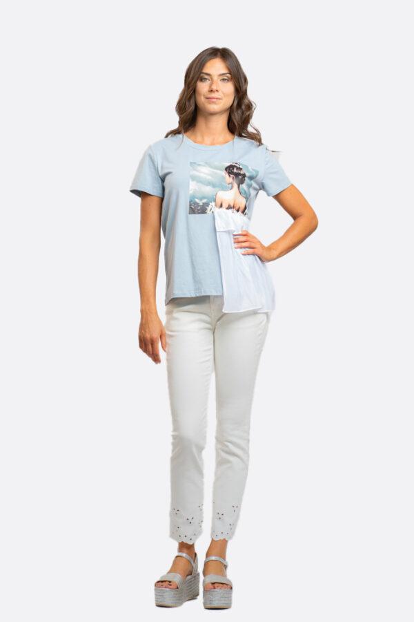 T-shirt principessa