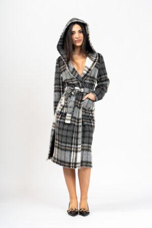 Bathrobe coat
