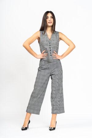 PDG Cuffed trousers