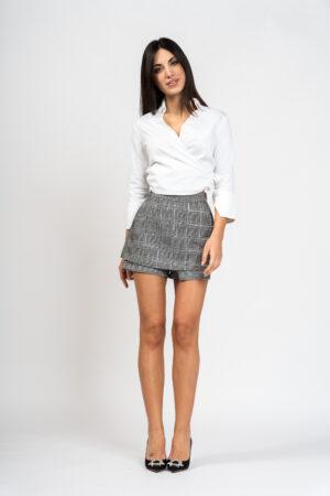 PDG Skirt with short