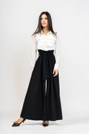 Extra wide trousers