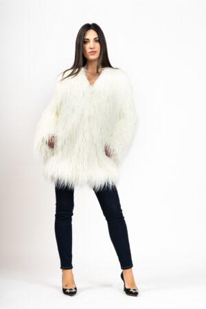 Mongolian fur