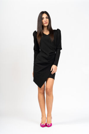 Dress with tip